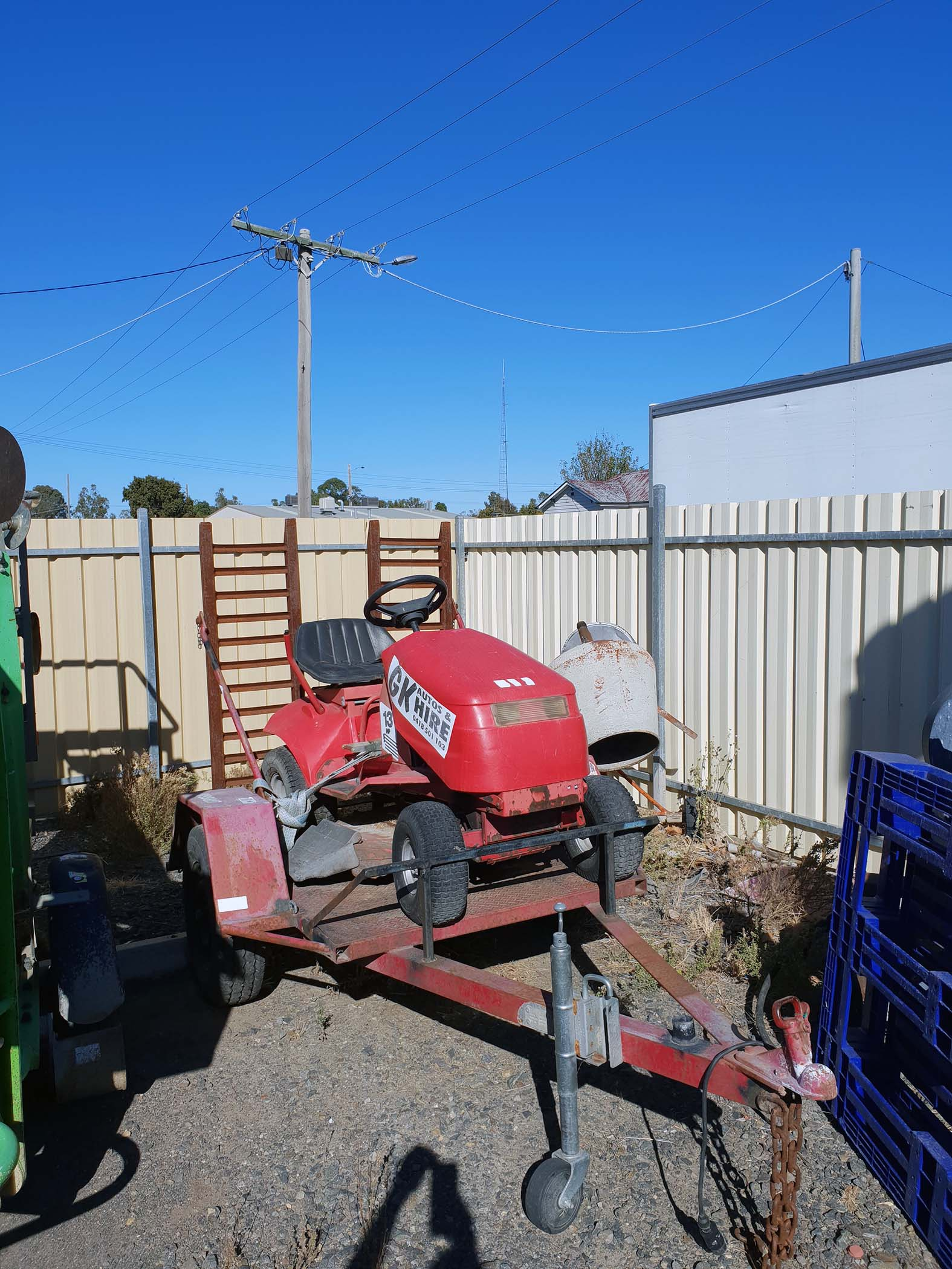 Horsham Hire Equpiment Hire In The Wimmera